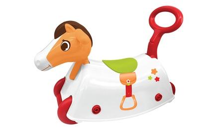 Balancín andador de juguete en forma de caballo para niños
