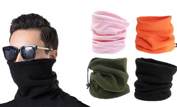 Two-Pack of Soft Neck Warmers