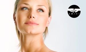 PHYSIQUE: 3 o 5 radiofrequenze viso con ultrasuoni (sconto fino a 86%)