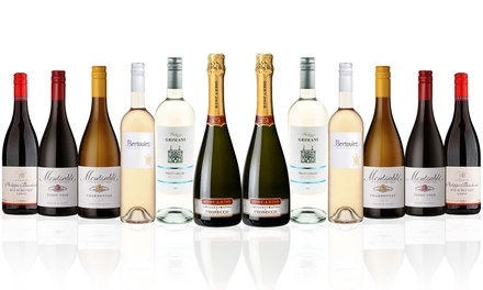 $99 for 12x European Mixed Case, including Italian and French Wines (Don't Pay $311.88)