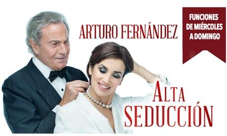 Entrada para 'Alta Seducción' del 21 de febrero al 4 de marzo desde 17 € en Teatro Amaya
