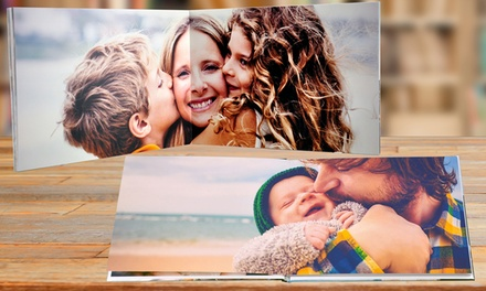 for a Personalised Pro Photographic LayFlat Softcover Photobook Don't Pay up to $249.95