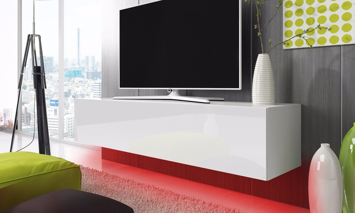 Zwevend Tv Meubel Groupon Goods