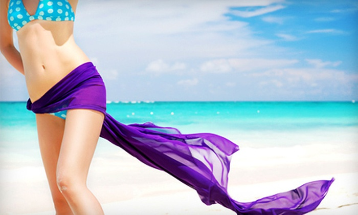 Grandview Aesthetic Center - Grandview Aesthetic Center: One or Three Detoxifying, Slimming Body Wraps with Scalp Massages at Grandview Aesthetic Center (Up to 76% Off)