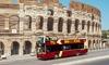 """Roma, Tour Catacombe e Caracalla, bus - Più sedi: Tour giornaliero """"Catacombe e Caracalla"""" in bus con 10 fermate più audioguida e noleggio bici con Big Bus Tours"""