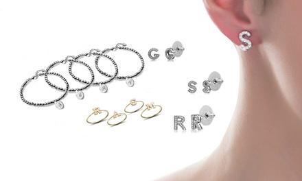 Gioielli placcati in argento