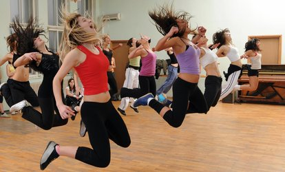 One Month Free Membership with Purchase of 1-Month Membership at <strong>Zumba</strong> with IDA