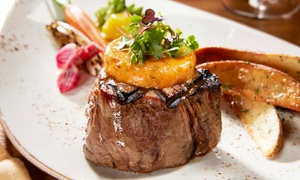 Nellie Cashman's: Arizona Prime Steaks and Locally-Inspired Cuisine at Nellie Cashman's (Up to 47% Off). Four Options Available.