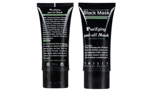 Shills Black Peel-Off Mask (1.69 fl. oz.) (1-, 2-, 3-, or 4-Pack) at Shills Black Peel-Off Mask (1.69 fl. oz.) (1-, 2-, 3-, or 4-Pack), plus 6.0% Cash Back from Ebates.