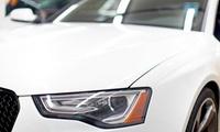 Rénovation des optiques de phares à 29 €chez Auto Moto Carrosserie