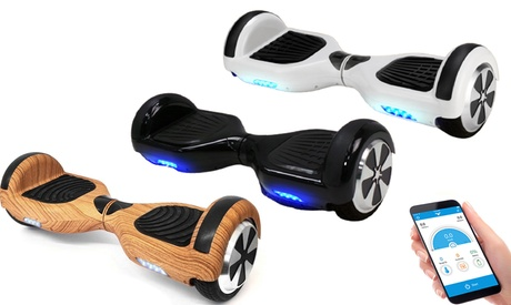 Viron Eve Motion E-Balance Scooter 36 V, 600 Watt Hoverboard mit App-Funktion in der Farbe nach Wahl