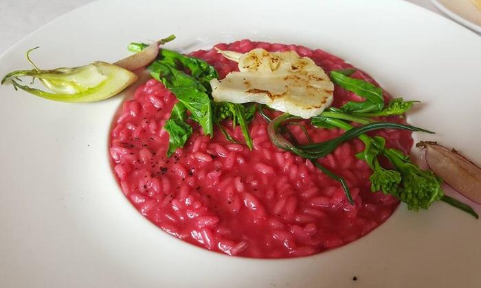 La Parolina - Viterbo: Menu stellato Michelin a scelta con bottiglia di vino e pernottamento a La Parolina (sconto fino a 61%)