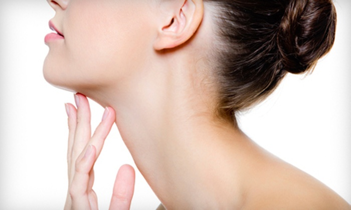 Advanced Laser Center - Livingston, NJ: One, Three, or Six IPL Skin-Tightening Treatments for the Neck at Advanced Laser Center (Up to 81% Off)