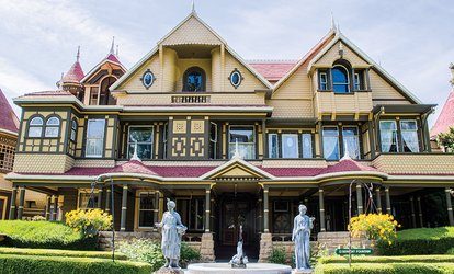image for Mansion Tour for One at Winchester Mystery House (Up to 25% Off). Two Options Available.