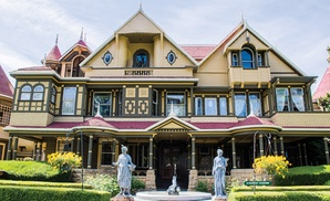 Up to 25% Off at Winchester Mystery House at Winchester Mystery House, plus 6.0% Cash Back from Ebates.