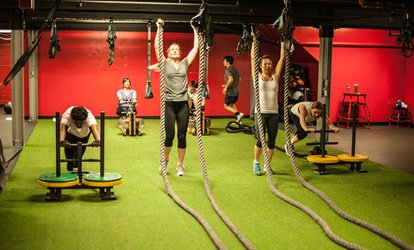 image for $30 for One Month of Unlimited Classes at Elevate ($130 Value)