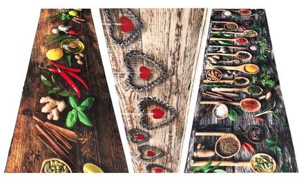 Stampe Da Cucina : ▷ passatoia da cucina o ingresso con stampa digitale made in italy