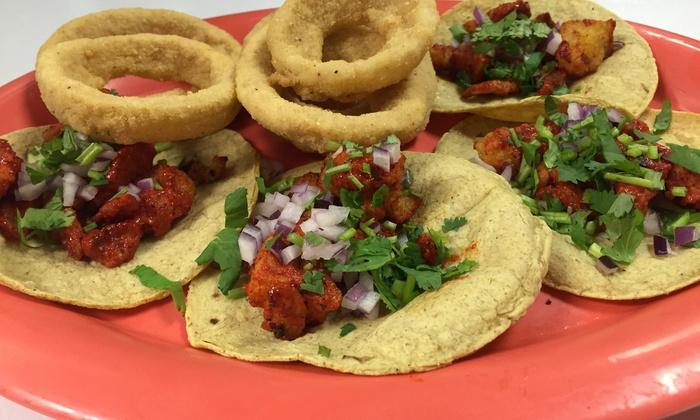 La Jaiba Taco Grill - Edinburg: Up to 42% Off Mexican Cuisine at La Jaiba Taco Grill