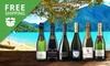 Six Bottles of Sparkling Wines