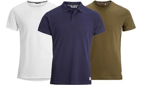 Polo, camiseta regular u holgada Bjorn