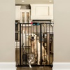Carlson Pet Products Extra-Tall Pet Gate with Door