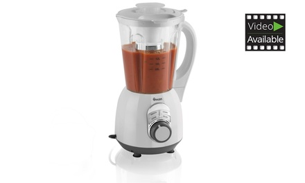 Swan Soup Maker and Blender for £49.99 With Free Delivery (55% Off)