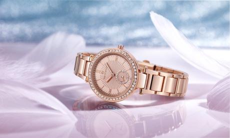 1 o 2 relojes Timothy Stone cristales Swarovski® (envío gratuito)
