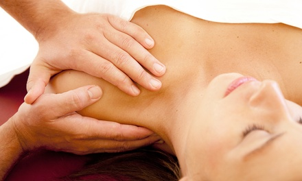 One or Three Massages or One Couples Massage at Holistic 360 (Up to 57% Off)