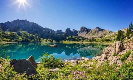 Alpes du Sud : 7 nuits pour 6 à 8 personnes avec piscine et sauna à la résidence Cimes du Val d'Allos