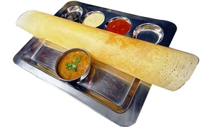 Kathir Food Experience: Indian Meals for One or Two at Kathir Food Experience (Up to 44% Off). Four Options Available.