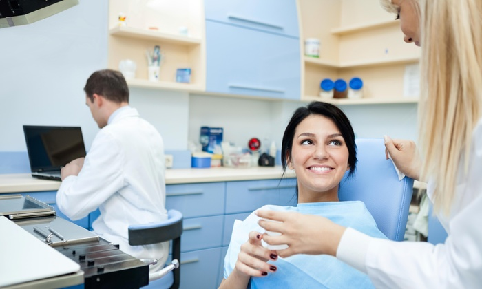 9 to 7 Dental Office - Los Angeles: $10 for $395 Worth of Dental Checkup at 9 to 7 Dental Office
