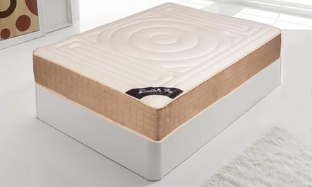 Colchón visco Siena 3D Donatella Luxury Confort disponible en varias dimensiones desde 99,99 € (hasta 84% de descuento)