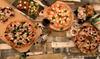 Aromatyczna włoska pizza