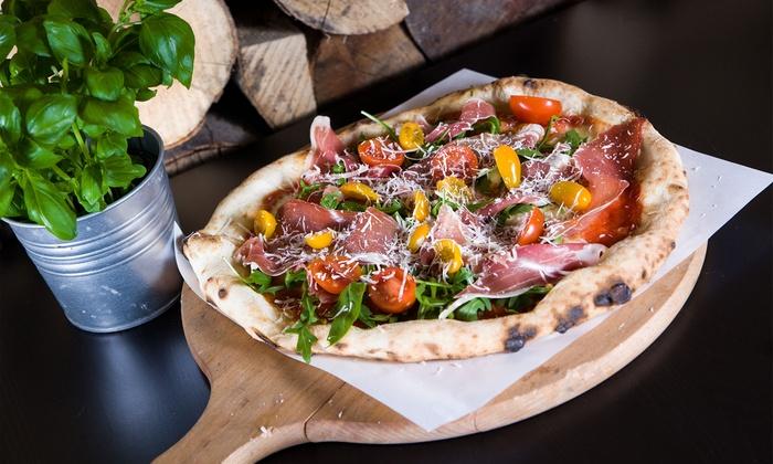 Pizza Napoli Gdansk Groupon
