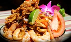 Up to 45% Off at Deejai Thai Restaurant at Deejai Thai Restaurant, plus 6.0% Cash Back from Ebates.