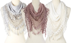 Women's Lace Scarves
