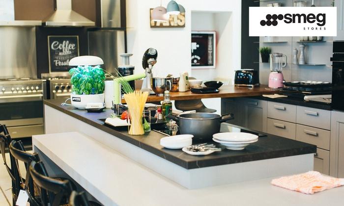 Corsi di cucina smeg con lo chef spyros a modena reggio emilia e guastalla a guastalla - Corsi di cucina reggio emilia ...