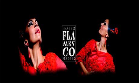 1, 2 o 4 entradas al espectáculo 'Emociones' del 18 al 24 de junio desde 15,95 € en Teatro Flamenco Madrid