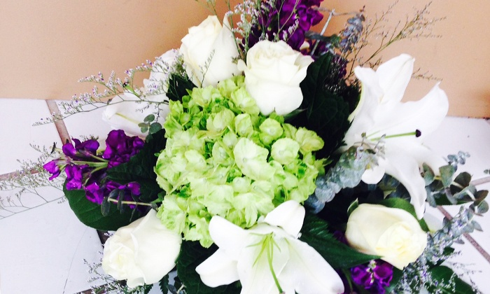 Ericas Blooming Inspirations - Kilbourn Town: $500 for $1,000 Worth of Wedding Floral Arrangements at Ericas Blooming Inspirations
