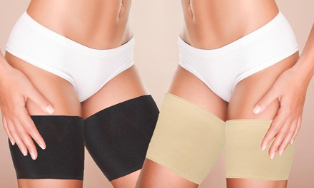 One, Two or Four Pairs of Anti-Chafing Thigh Bands