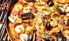 La Bodega - Mönchengladbach: Edel-Paella nach Wahl inkl. Dessert für zwei oder vier Personen bei La Bodega (bis zu 52% sparen*)