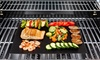 Nonstick Barbecue Grill Mats (2-, 4-, or 8-Pack)
