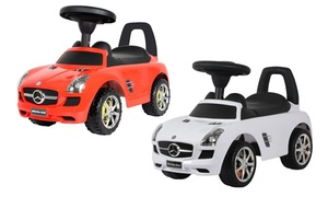 Mercedes SLS Ride-On Push Car