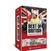 Best of British 4-DVD and Memorabilia Collection