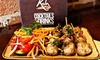 Koh Thai Tapas - Salisbury - Salisbury: Two-Course Lunch for Two or Four with One Side to Share per Two at Koh Thai Tapas - Salisbury (Up to 49% Off)