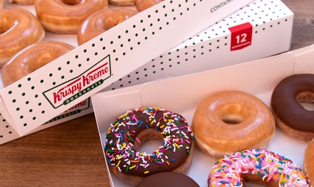 groupon.com - $25 eGift Card to Krispy Kreme® (20% Off)