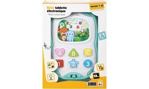 Tablette électronique pour bébés