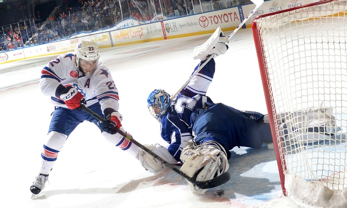 Rochester Americans - Blue Cross Arena: Rochester Americans Hockey Game on March 11, 20, or 25