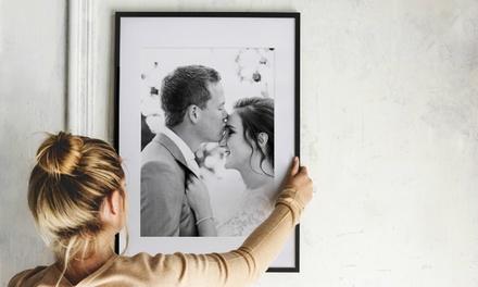 Fotoprint in lijst naar keuze, online te bestellen bij Fotoproducten