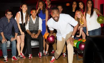 Up to 63% Off at AMF Bowling Co.